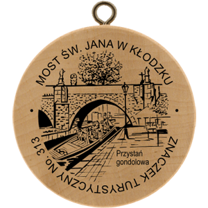 No. 313 - Most św. Jana w Kłodzku